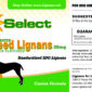 K9 Select Flaxseed Lignans 20mg For Dogs - Peanut Butter Flavor