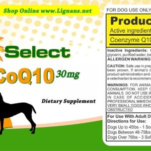 K9 Select CoQ10 30mg For Dogs