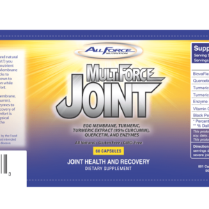 Multi-Force Joint Support For People