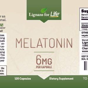 Melatonin 6mg For People & Dogs