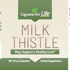 Milk Thistle Liver Support For People & Dogs