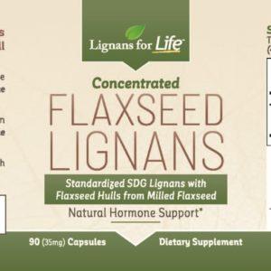 Flaxseed Lignans
